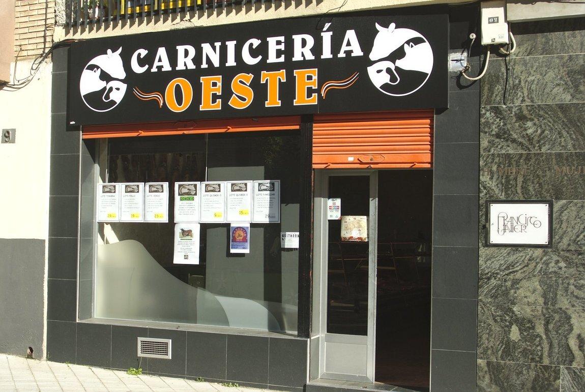Carniceria Oeste en Salamanca ofrece carne de TerneraSayaguesa